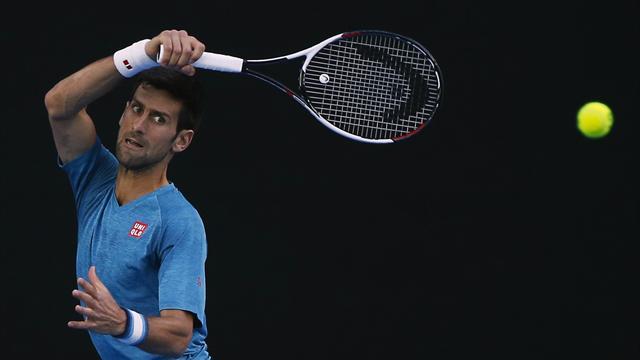 Djokovic aware of Verdasco threat as bid for seventh title begins