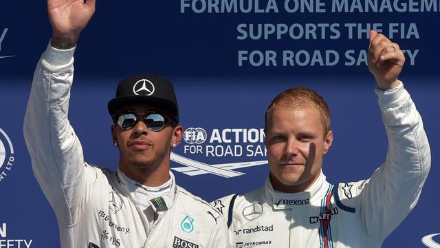 Mercedes, Rosberg'in boşluğunu doldurdu