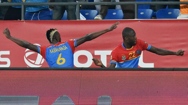 E' la Coppa delle sorprese: il Congo RD liquida il Marocco, il Togo blocca i campioni