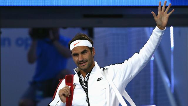 Rolex Minute: Federer still centre of attention, Kerber overcomes a scare