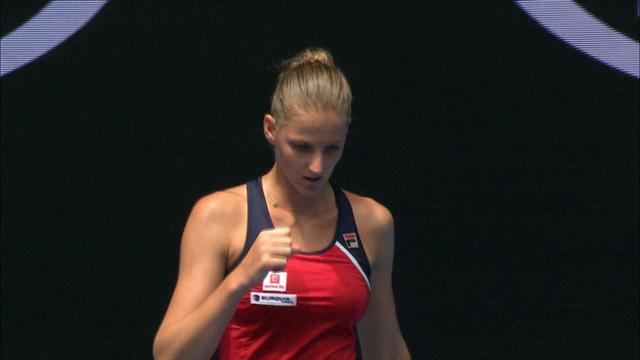 VIDEO: Highlights - Pliskova beats Sorribes Tormo