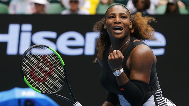 Serena utterly dominant in impressive win over Bencic