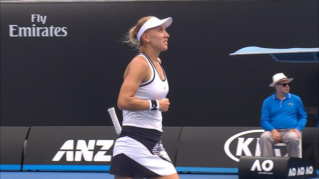 Venus Williams scheitert an Vesnina