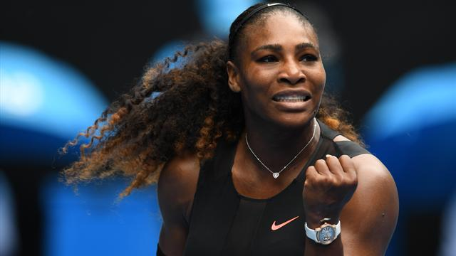Serena, sei una leggenda: 23° slam! Venus s'arrende in finale