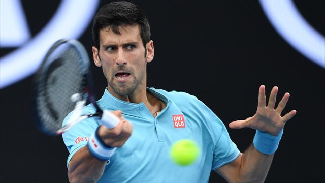 Djokovic a surmonté l'obstacle Verdasco