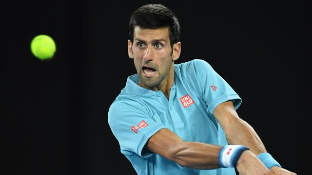 Djokovic startet erfolgreich in Mission Titelverteidigung