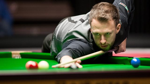 Jackson Page's run ended by Judd Trump, Mark Selby also falls