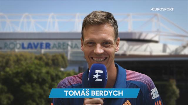 Surnom, meilleur souvenir et job de rêve… L'interview vérité de Berdych