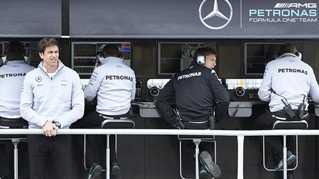F1 - Mercedes : Rosberg remplacé par Bottas, Massa n'est plus retraité