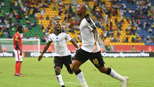 Ghana mit Auftakt-Sieg - Sorge um Baba