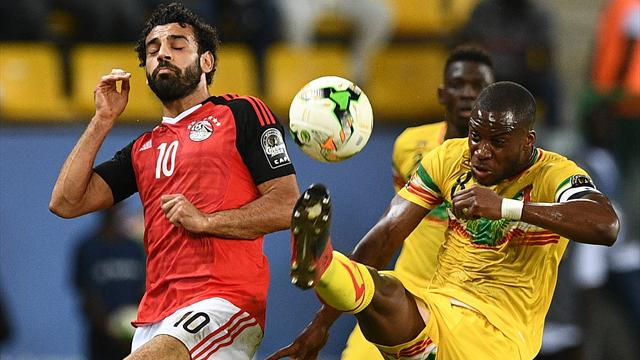 Ghana di misura, Salah e l'Egitto deludono, fermati 0-0 dal Mali. El Hadary in campo a 44 anni