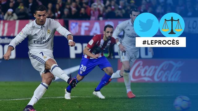 """Le procès Twitter : Cristiano Ronaldo est-il vraiment """"Penaldo"""" ?"""