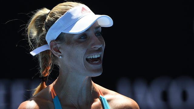 Minute Rolex : Les Australiens font le bonheur des joueuses