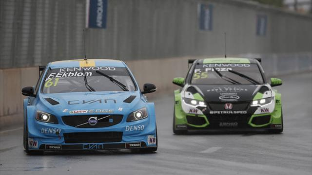 How a high low boosted Volvo Polestar's WTCC challenge