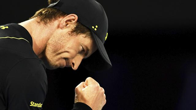 Australian Open 2017, Murray-Rublev: No es lugar para forasteros (6-3, 6-0 y 6-2)