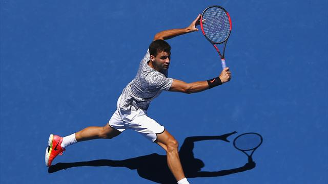Day Four LIVE - Men: Dimitrov faces Hyeon Chung, Djokovic in action later