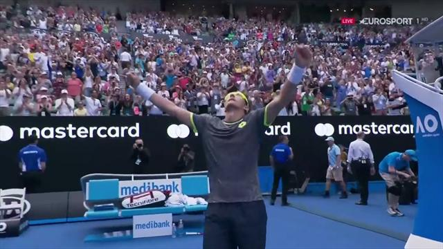 Australian Open, Djokovic shock: fuori al secondo turno contro Istomin!