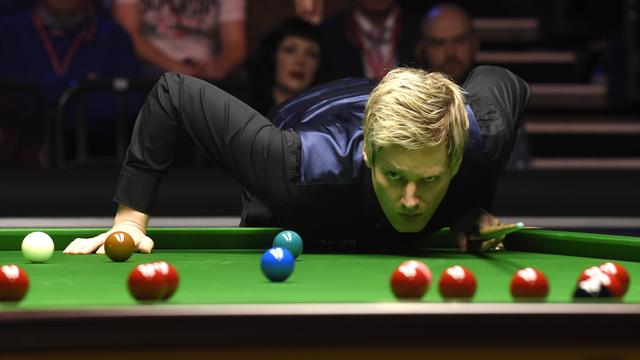 Robertson: I'm a recovering addict, video games seriously damaged my snooker