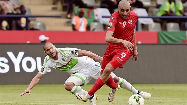 Battue par la Tunisie, l'Algérie est désormais dos au mur