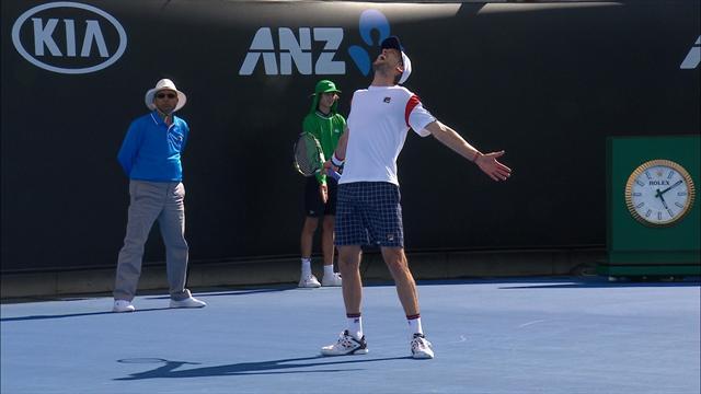 Australian Open, Seppi sfida Wawrinka: