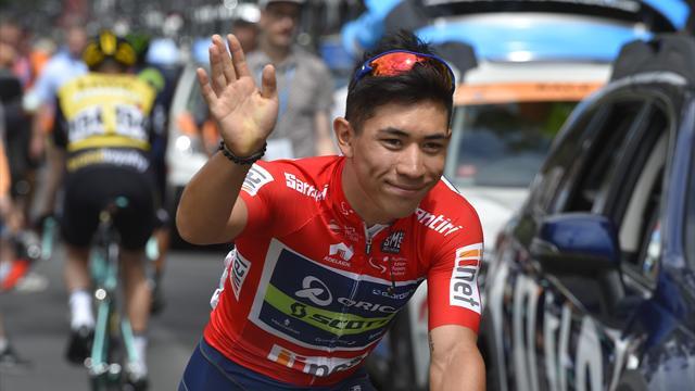 Ewan sprints to third stage win as Porte retains lead