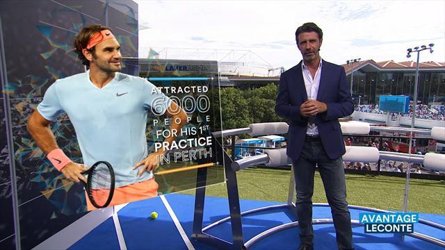 The Coach : A cause de son style et de sa popularité, le tennis a besoin de Roger Federer