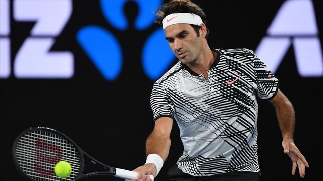 Tennis : Federer - Nishikori EN DIRECT
