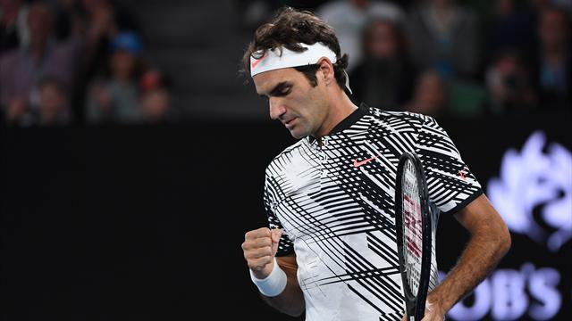Federer, 7 matches pour la gloire : épisode 3, le premier chef d'oeuvre