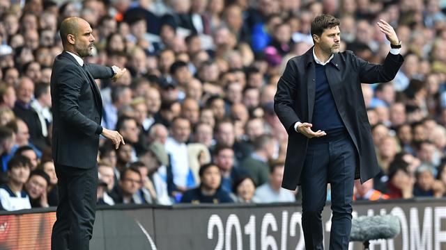 Quand Pochettino tacle Guardiola — Manchester City