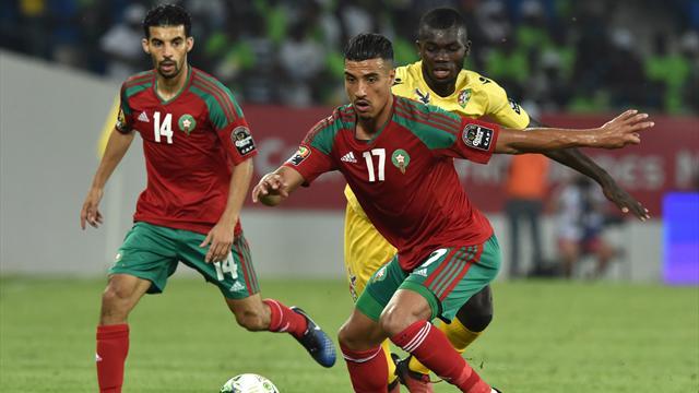 Afrika-Cup: Marokko besiegt Togo