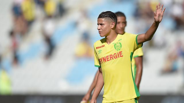 Nantes laisse filer Harit à Schalke