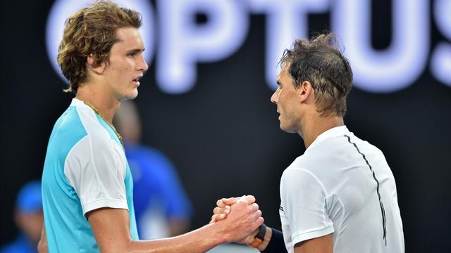 Et l'on se met à rêver d'un Nadal-Zverev en quart…