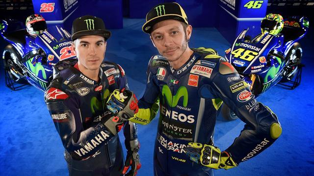 """Viñales : """"Un des secrets de Rossi ? Il fait tout très calmement !"""""""