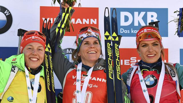 Horchler seals maiden World Cup victory in Italy