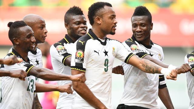 Il Ghana piega il Mali ed è ai quarti di finale; Egitto, che fatica! Uganda eliminato