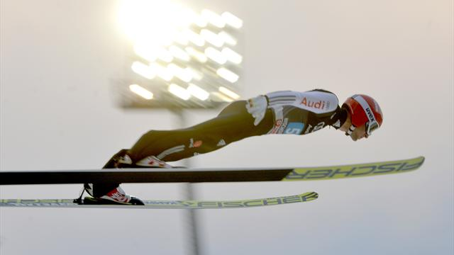 DSV-Adler verpassen nach Patzer von Leyhe Medaille im Teamspringen