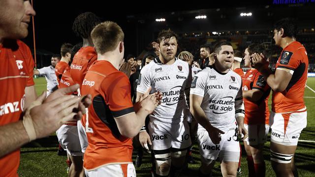 L'antisèche : Une défaite au goût exquis pour Toulon