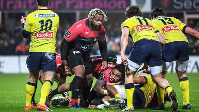 Clermont - Toulon en quart de finale !