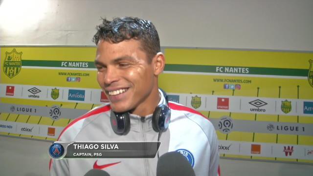Thiago Silva : «Verratti est incroyable ! Il pense différemment»