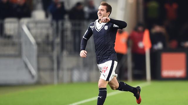 Bordeaux est reparti de l'avant, Diabaté a relancé Metz et Gourcuff a sauvé Rennes