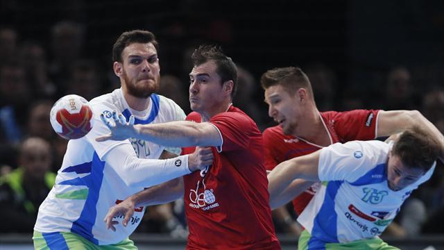 Сборная России по гандболу проиграла Словении в 1/8 финала ЧМ