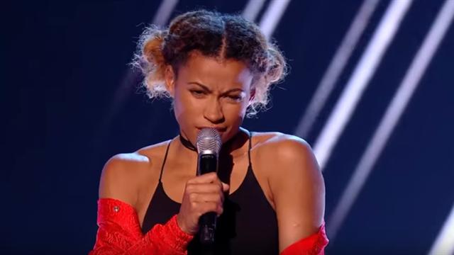 Британская бобслеистка покорила рэпера will.i.am и порвала шоу «Голос»