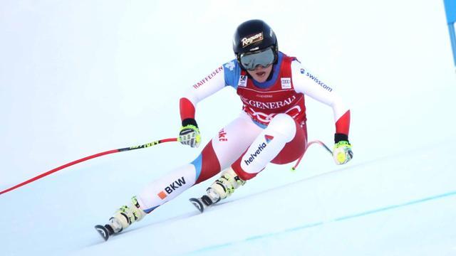 Lindsey Vonn remporte la descente de Garmisch-Partenkirchen, sa 77e victoire — Ski