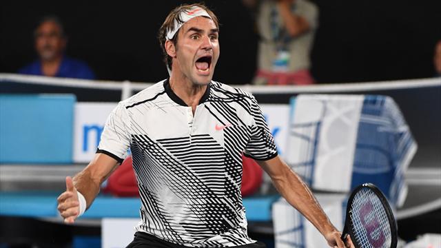 Quarts, demies et finale : suivez l'épilogue de l'Open d'Australie sur Eurosport Player