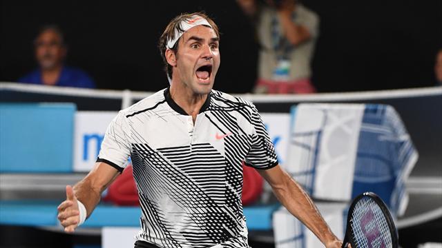 Open d'Australie: une entrée a priori aisée pour Federer