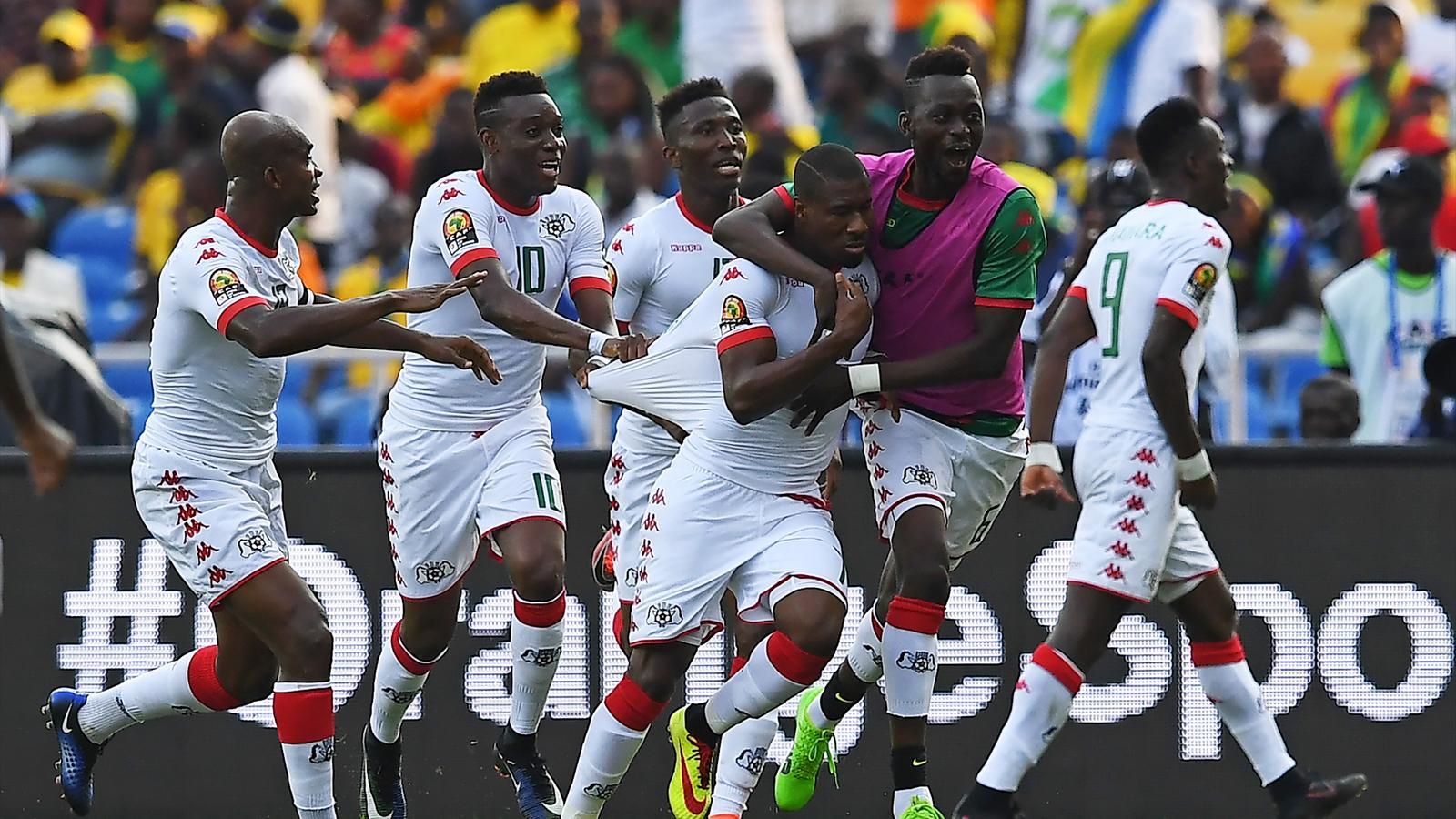 En direct live burkina faso gypte coupe d 39 afrique des nations 1 f vrier 2017 eurosport - Resultat foot coupe d afrique ...