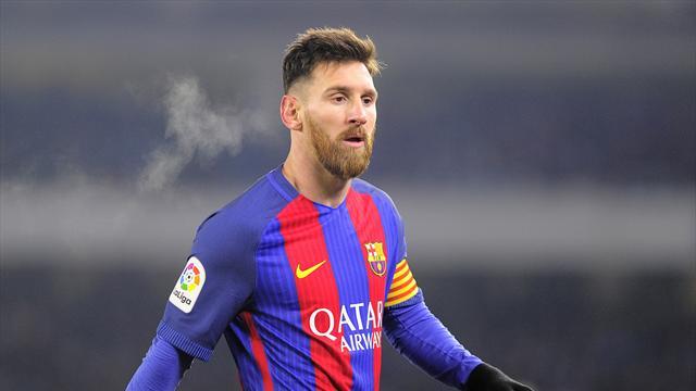 Messi est «heureux à Barcelone» selon Bauza