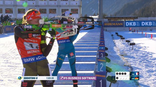 Видеопересказ очередного триумфа женской немецкой сборной