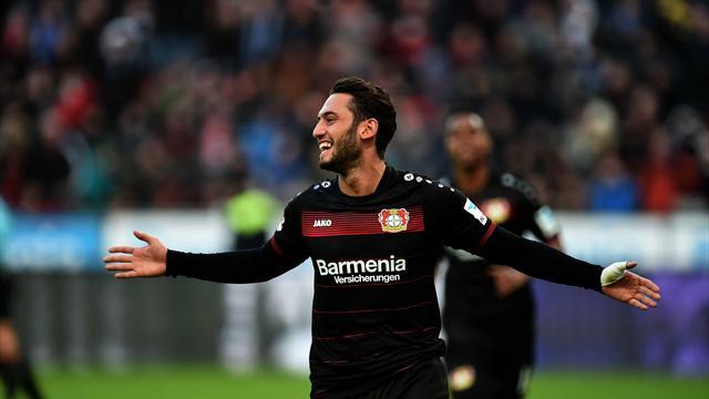 Calhanoglu pour 20 millions d'euros : Milan est tout proche d'un très joli coup