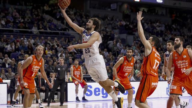 Real Madrid-Valencia Basket: Todo listo para una final inédita (20:30)